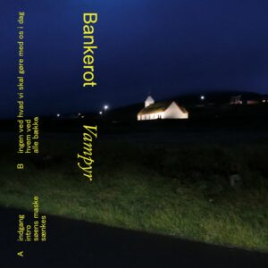 Cover of Bankerot - Vampyr